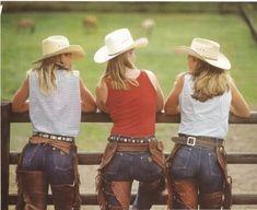 Cowgirls <3