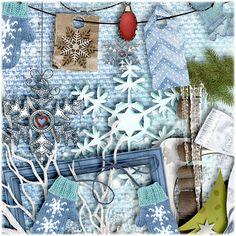 #Studio4DesignWorks #christmasinjuly #theStudio #digitalscrapbooking