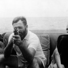 10 quotes and life lessons from Ernest Hemingway