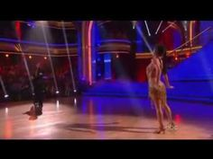 Season 15, Week 1:  Kelly Monaco and Valentin Chmerkovskiy dance Cha cha