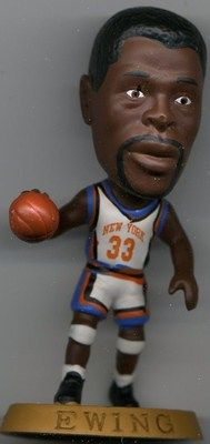RARE 1997 CORINTHIAN NBA HEADLINERS FIGURE PATRICK EWING NEW YORK KNICKS MINT