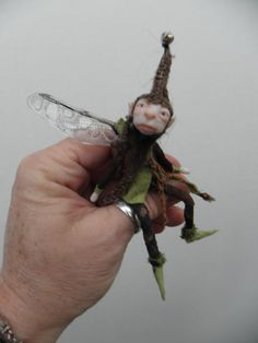 Pixie fairy elf