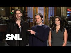 SNL Promo: Bill Hader and Hozier