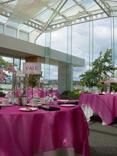 ideias de decoração marrom e rosa