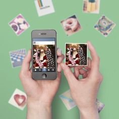 This site turns your Instagrams into magnets. Perfect stocking fillers!