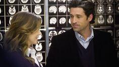 Derek proposes to Meredith