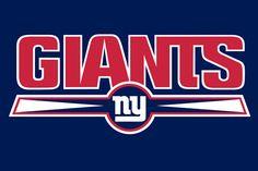 My oldest son is a HUGE NY Giants American football fan