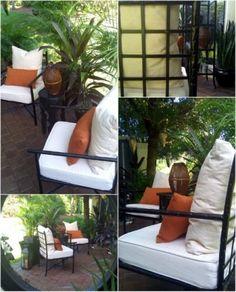 Nice idea for an apartment balcony or patio