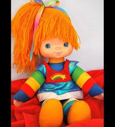 Kid80s.com   Rainbow Brite Brings Color to the 80s