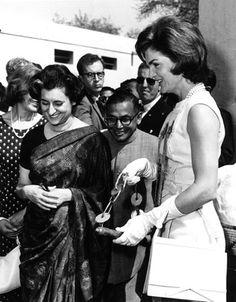 Women in Power Article : Indira Gandhi