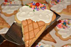 Easiest Sugar Cookies and Royal Icing - Hugs and Cookies XOXO