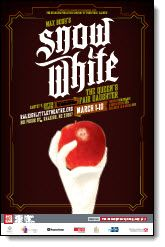 Snow White poster. - Promotional Art by BC/DC Ideas