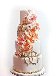 beauti cake, cake inspir, wedding cakes, amaz cake, cake artistri
