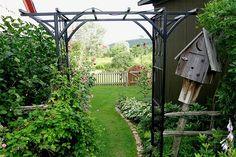 Garden perfection.