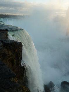 roaring falls
