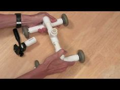 Build Your Own Video Camera Table Dolly for Under $20 with PVC Pipes