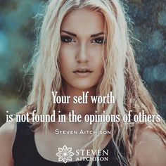 Your self worth is n