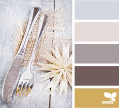 Home Palette Ideas- holiday serving