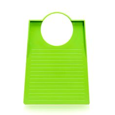 $14.99 Baby Brezza Cutting Board in Green