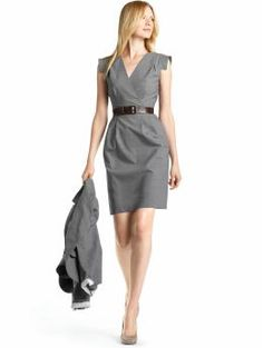 business professional attire for women | Dressing for your Age: Dresses | WorkChic.com Blog - work wardrobe ...