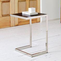 Framed Side Table  #westelm