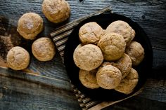 Graham Cracker Snickerdoodles · The Crepes of Wrath - The Crepes of Wrath