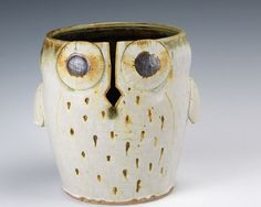 owl yarn bowl