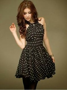 Vestido vintage mini dress fashion