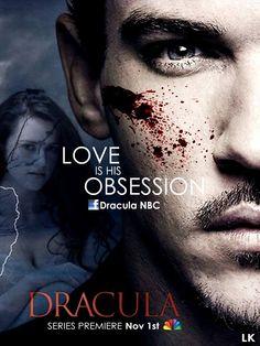 Jonathan Rhys Meyers as Dracula | Dracula (Jonathan Rhys Meyers): Nuevo poster promocional