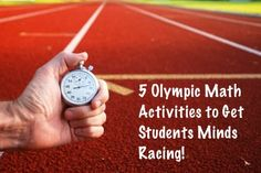 5 Fresh Olympic Activities That Teach Math