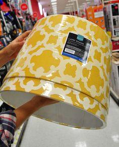 lamp shade $20