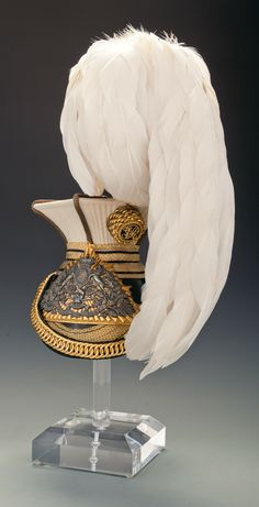 17th Lancers officer's czapka. Beautiful.