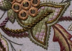 The Rebellious Needlewoman: A Range Of Beautiful Beads for Needlework
