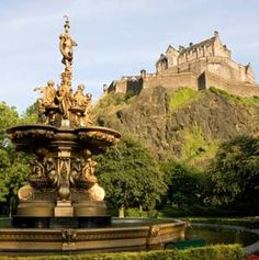 Edinburgh Travel Guide from Travel & Leisure