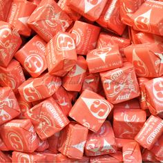 Watermelon Starburst from Temptation Candy.