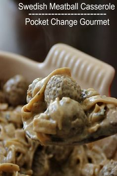 Swedish Meatball Cas