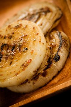 Grilled Vidalia Onion Steaks