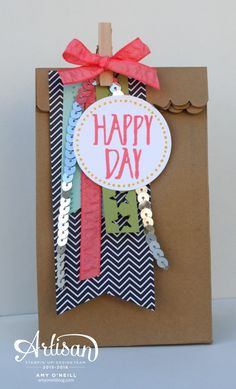 Happy Day Treats by Amy O'Neill -- Monday Montage #70