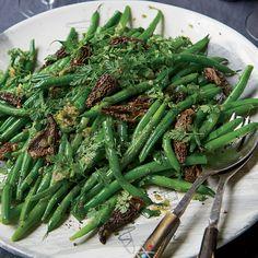 Spring Produce on Food & Wine