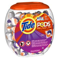 Tide Pods Spring Meadow Laundry Detergent Capsules 77-ct.