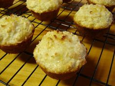 Lemon Coconut Muffins. Photo by Saturn