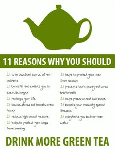 The power of green tea! Also check out our green tea extract http://www.simplysupplements.net/product/476/green-tea-extract-850mg-sale---30-off/