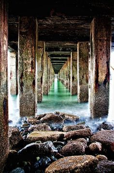 Under the Pier | Flickr - Photo Sharing!