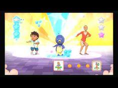 Yeti Dance - Nickelodeon Dance - Wii Workouts