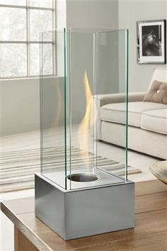 Buy Astrid Free Standing Bioethanol Fire And Fuel from the Next UK online shop