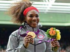 Serena Williams wins Gold in Tennis