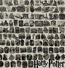 Harry Potter: Every Chapter Ever Written Illustrated In One Image