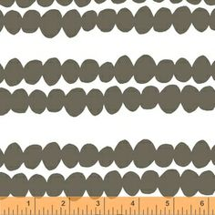 Lotta Jansdotter - Bella - Pebbles in Warm Grey