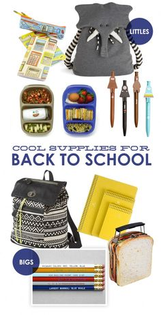 cool back to school supplies