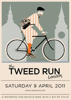 london tweed run 2011